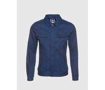 G-STAR RAW Jacke 'Tailor Clean 3D' blau