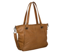 FREDsBRUDER Handtasche 'Mini Malibu' camel
