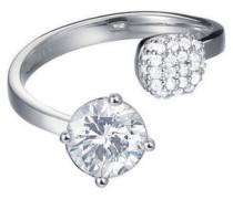"ESPRIT Esprit, Ring, ""ES-composition, ESRG92818A180"" silber"