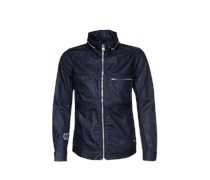 G-STAR RAW Jeansjacke 'Attac 3D - RAW FOR THE OCEANS' blau