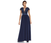 ASHLEY BROOKE Abendkleid blau