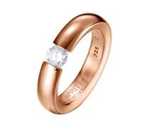 ESPRIT Ring, »rhea, ELRG92143C«, Esprit Collection silber