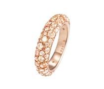 ESPRIT Ring, »delia rose, ELRG92414C«, Esprit Collection silber