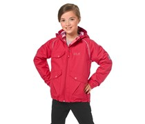JACK WOLFSKIN Jack Wolfskin KIDS MAGIC COVE JACKET Funktionsjacke rot