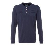 New Zealand Auckland Shirt blau
