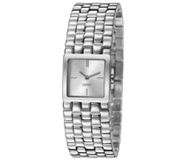 ESPRIT Armbanduhr, »ione silver, ES106102002«, Esprit silber