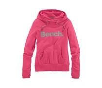 BENCH Bench Kapuzensweatshirt »Yoport« pink