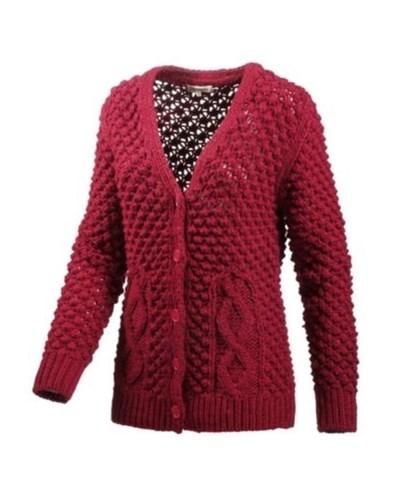 ltb jeans damen ltb ltb strickjacke damen rot 50 reduziert. Black Bedroom Furniture Sets. Home Design Ideas