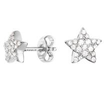 ESPRIT Esprit Paar Ohrstecker, »petite star, ESER92692A000« silber