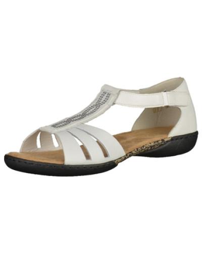 rieker damen rieker sandalen weiss 20 reduziert. Black Bedroom Furniture Sets. Home Design Ideas