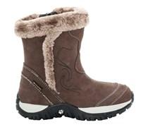 JACK WOLFSKIN Jack Wolfskin Stiefel »GIRLS SNOW WALKER TEXAPORE« braun