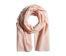 PIECES Bestickter Oversize-Schal 'Ofelia' pink
