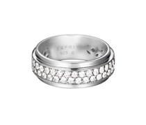 ESPRIT Ring, »modern shapeglam, ESRG92374A«, Esprit silber