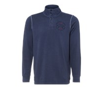 New Zealand Auckland Pullover 'Rugby' blau