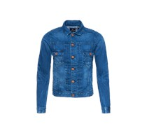 SCOTCH & SODA Jeansjacke blau