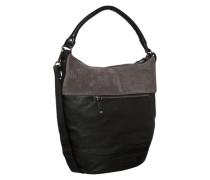 FREDsBRUDER Handtasche 'Für immer...' schwarz