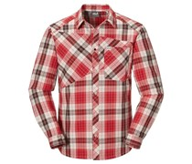 JACK WOLFSKIN Jack Wolfskin Hemden »SOUTH RIVER SHIRT MEN« bunt