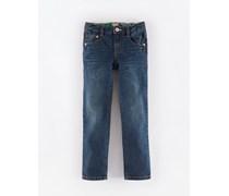 Dunkel Indigo Denim Schmale Jeans