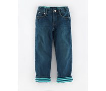 Denim Gefütterte Jeans