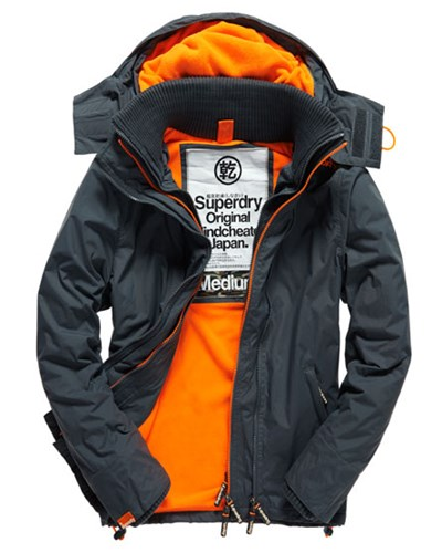 superdry herren superdry herren arctic windcheater jacke. Black Bedroom Furniture Sets. Home Design Ideas