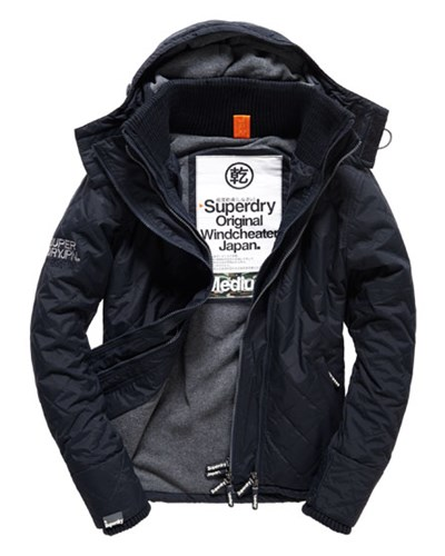 superdry herren superdry herren polar windcheater. Black Bedroom Furniture Sets. Home Design Ideas