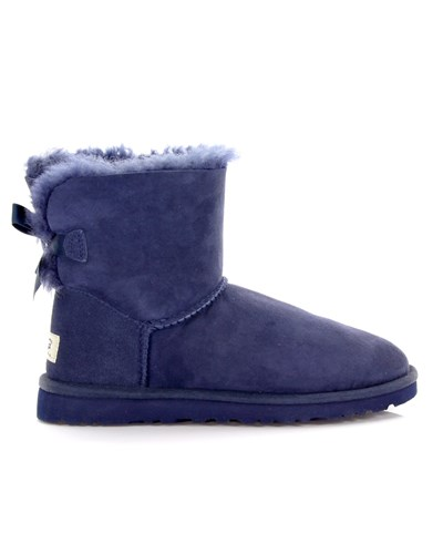 ugg bailey button blau