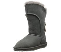 Emu Alba, Damen Bootsschuhe, Grau (Charcoal), 37 EU (4 Damen UK)