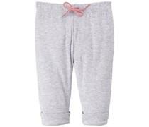 Petit Bateau Baby - Jungen Hose Pantalon, Einfarbig, Gr. 80 (Herstellergröße: 12M/74Cm), Grau (Fumee 53)