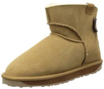 Emu Alba Mini Mini, Damen Bootsschuhe, Beige (Chestnut), 40/41 EU (7 Damen UK)
