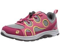Jack Wolfskin SOUTHPARK LOW K, Unisex-Kinder Sneakers, Pink (azalea red 2081), 40 EU (6.5 Kinder UK)