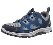 Jack Wolfskin SOUTHPARK LOW K, Unisex-Kinder Sneakers, Blau (moroccan blue 1800), 32 EU (13 Kinder UK)