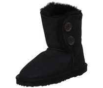 Emu Valery Lo, Damen Bootsschuhe, Schwarz (Black), 40/41 EU (7 Damen UK)
