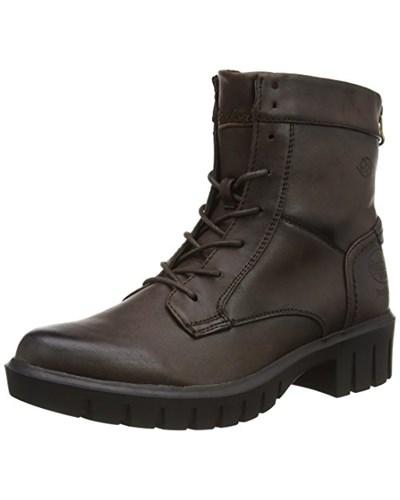 dockers damen dockers 37ol202 610320 damen combat boots. Black Bedroom Furniture Sets. Home Design Ideas
