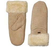 Emu Accessoires Damen Handschuh Otway Mittens, W9404, Gr. 6.5 (XS/S), Beige (chestnut)