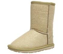 Emu Sparkle Lo, Mädchen Langschaft Stiefel, Gold (Gold), 35 EU (2 Kinder UK)
