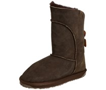Emu Alba, Damen Bootsschuhe, Braun (Chocolate), 40/41 EU (7 Damen UK)
