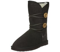 Ukala Amelia W80032, Damen Stiefel, Braun (Chocolate), 35,5 EU / 3 UK