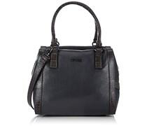 CINQUE Luiselle Bowling Bag 11719 9047 C15 Damen Bowlingtaschen 26x21x17 cm (B x H x T), Schwarz (schwarz 9047)