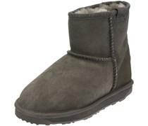 Emu Stinger Mini, Damen Bootsschuhe, Grau (Charcoal), 39 EU (6 Damen UK)