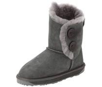 Emu Valery Lo, Damen Bootsschuhe, Grau (Charcoal), 38 EU (5 Damen UK)