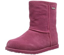 Emu Brumby Lo, Mädchen Halbschaft Stiefel, Pink (Hot Pink), 35 EU (2 Kinder UK)