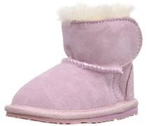 Emu Toddle, Baby Mädchen Lauflernschuhe, Pink (Pink), XL EU (0.5 Baby UK)
