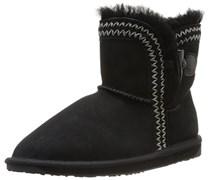 Emu Albina Mini, Damen Bootsschuhe, Schwarz (Black), 35/36 EU (3 Damen UK)