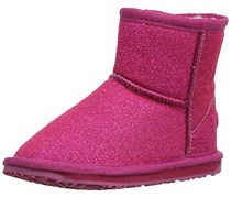 Emu Sparkle Mini, Mädchen Langschaft Stiefel, Pink (Hot Pink), 29/30 EU (11 Kinder UK)