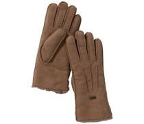 Emu Accessoires Damen Handschuh Beech Forest Glove, W1415, Gr. 7.5 (M/L), Beige (mushroom)