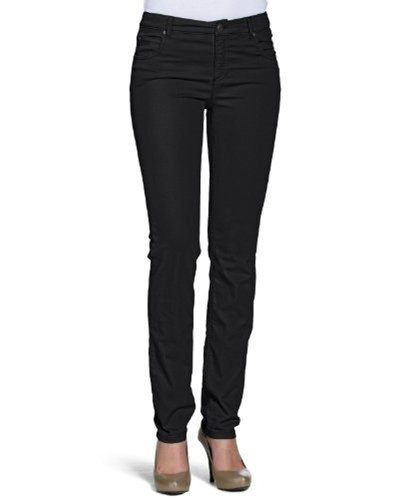 oui damen oui damen jeggings jeans 29184 gr 36 schwarz black 9990 reduziert. Black Bedroom Furniture Sets. Home Design Ideas