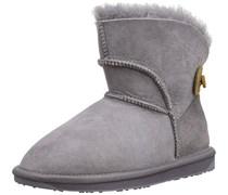 Emu Alba Mini Mini, Damen Stiefel, Grau (Ash) , 39 EU