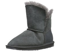 Emu Bexley Lo, Damen Bootsschuhe, Grau (Charcoal), 40/41 EU (7 Damen UK)