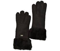Emu Accessoires Damen Handschuh Apollo Bay Glove, Gr. 6.5 (XS/S), Schwarz (black)