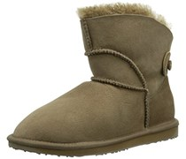 Emu Alba Mini Mini, Damen Bootsschuhe, Braun (Mushroom), 42 EU (8 Damen UK)